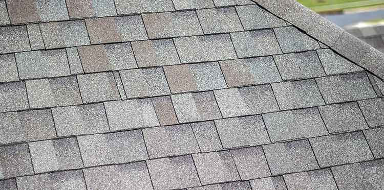 Composite Shingles in Fairfield Homes